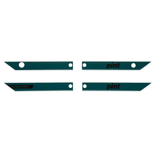 Onewheel Pint Rail Guards - Dark Blue Green