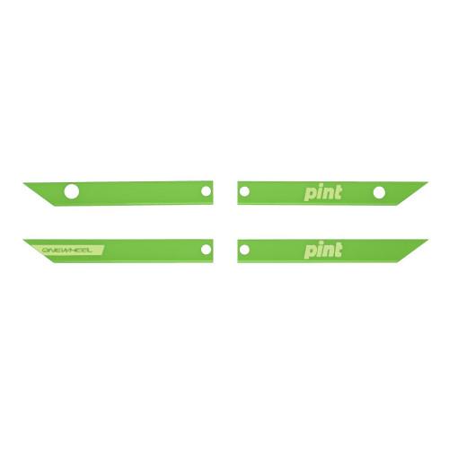 Onewheel Pint Rail Guards - Lime