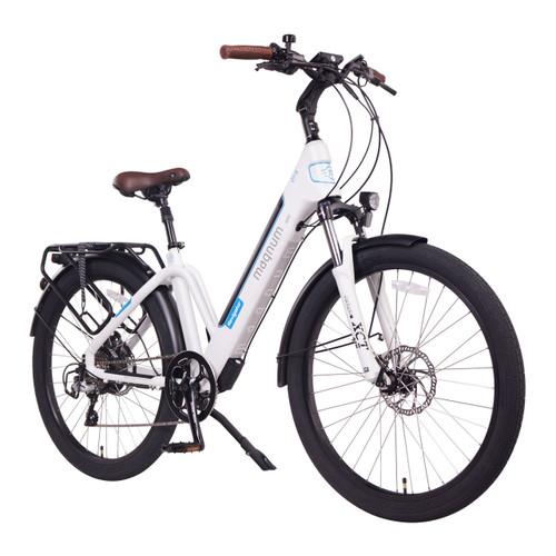 Magnum Navigator X Electric Bike - Profile