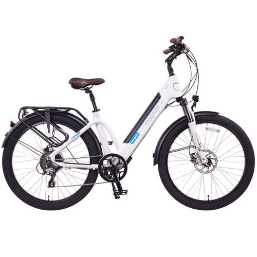 Magnum Navigator X Electric Bike - Right Side