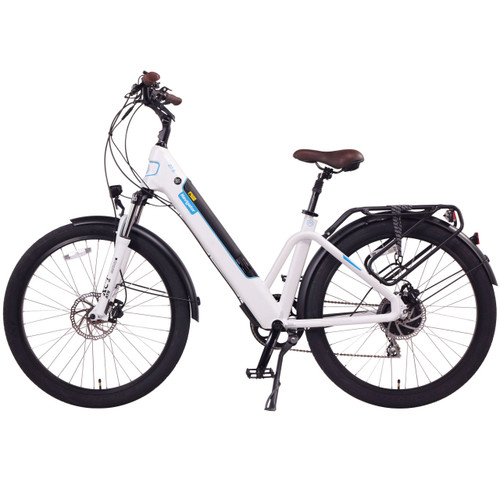 Magnum Navigator X Electric Bike - Left Side