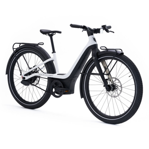 Serial 1 RUSH Step Thru Electric Bike - Profile