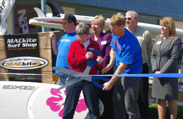 Ribbon Cutting For Beechtree Location