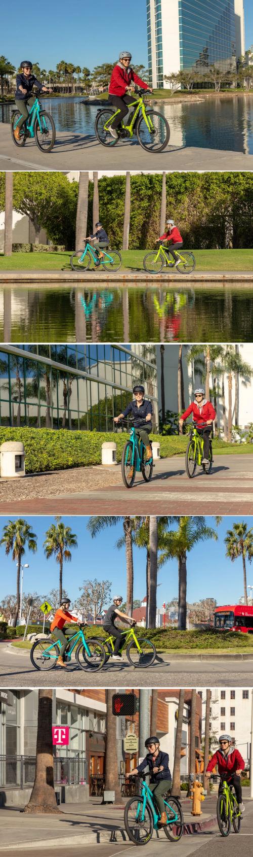 iZip E3 Dash Step Thru Electric Bike