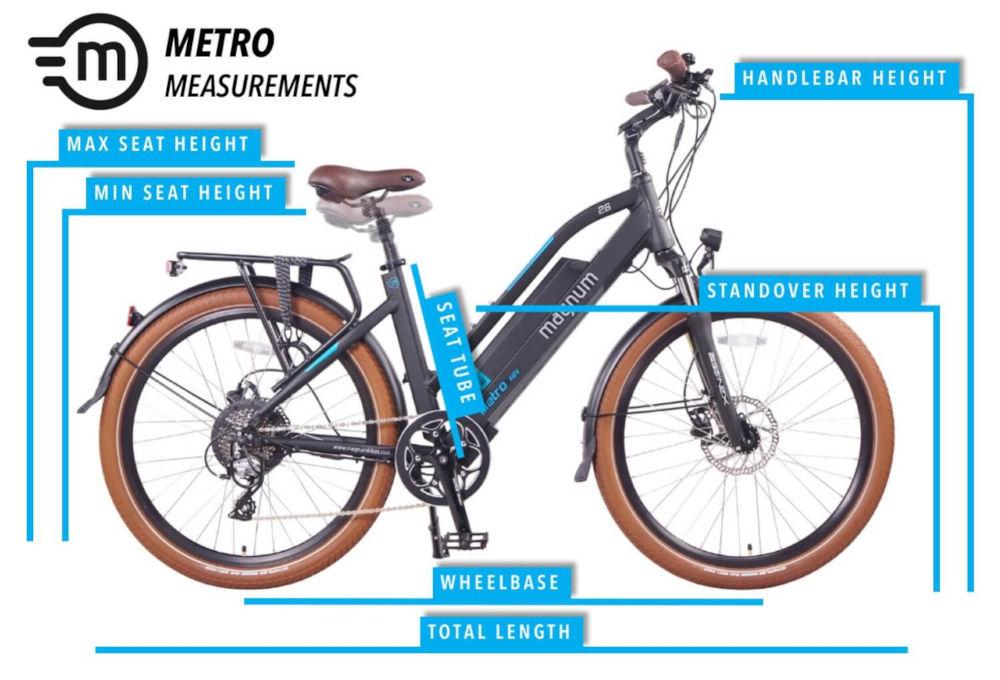 Magnum Metro Specifications
