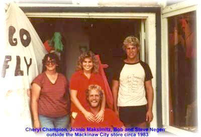 Photo of Original MACkite Storefront