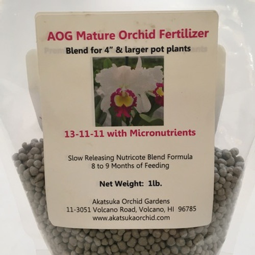 AOG Mature Orchid Food
