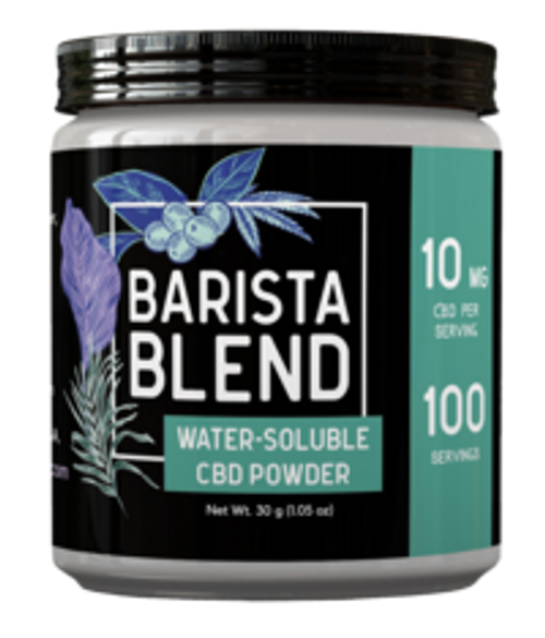 Barista Blend - Water Soluble CBD Powder