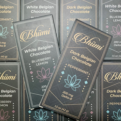 Bhumi - Delta-8 Chocolate Bars