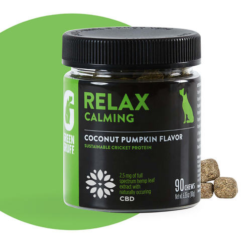 RELAX Calming - CBD Dog Chews