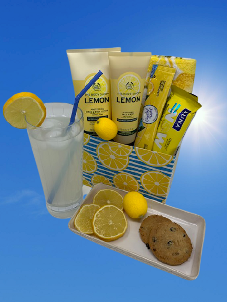 This refreshing spa gift will help spirits soar.