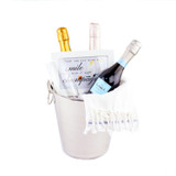 A Champagne Flight Bucket - Free Shipping