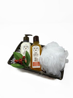 Savannah Bee Orange Blossom Honey Spa Set.