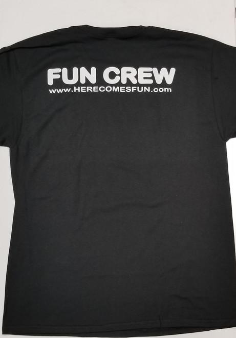 Black T-Shirt - New Logo