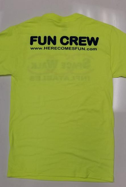 Get Noticed T-Shirt - New Logo
