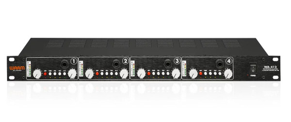Warm Audio WA-412 4 Channel Microphone Preamp