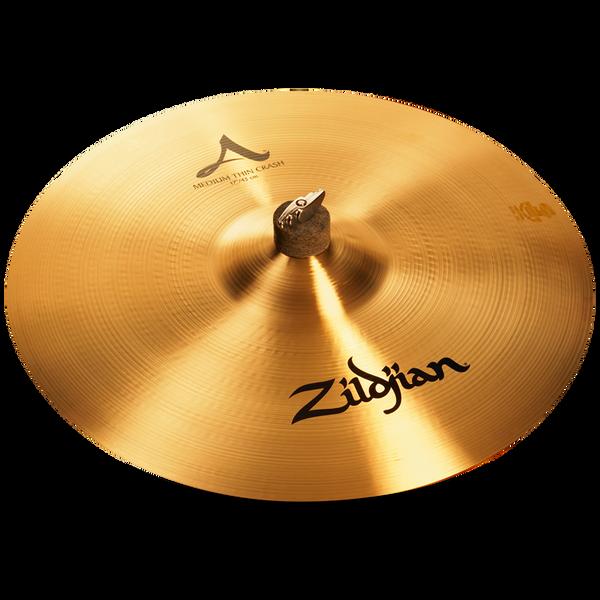"Zildjian 17"" A Zildjian Medium Thin Crash"