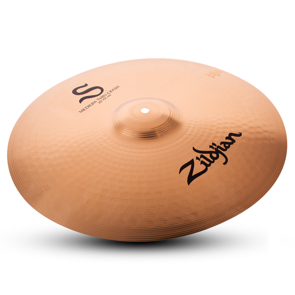 "Zildjian 20"" S Family Medium Thin Crash"