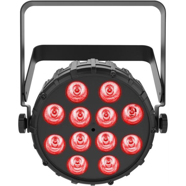 Chauvel SlimPAR Q12  BT 12 Quad-Color Wash Light w/ Built-In Bluetooth