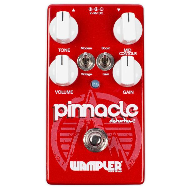 Wampler Pinnacle Standard Distortion Pedal