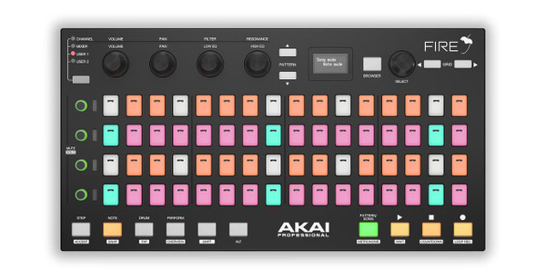 Akai Professional Fire Performance Controller for FL Studio