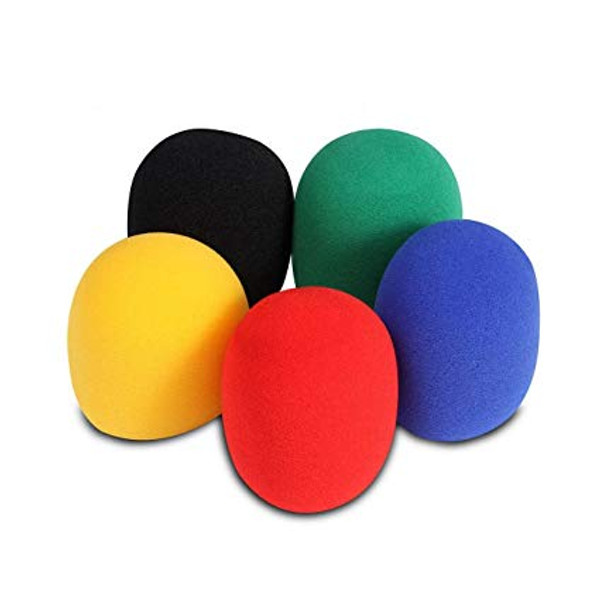 On-Stage 5-Color Windscreen Pack