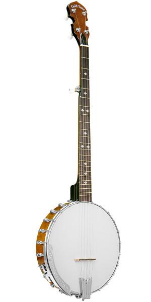 Gold Tone CC-100+ Cripple Creek Banjo Upgraded