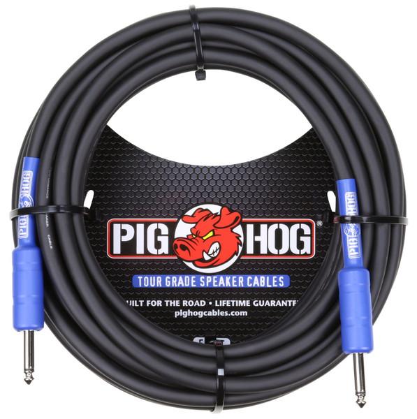 Pig Hog 9.2mm 50ft Speaker Cable