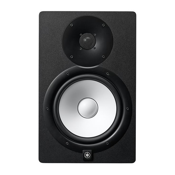 "Yamaha HS8 120 Watt 8"" Woofer Studio Monitor Black"