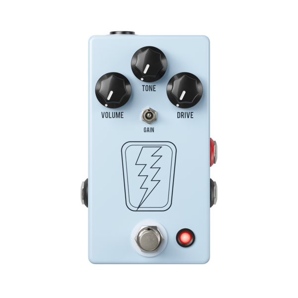 JHS Pedals Superbolt V2 Overdrive Effects Pedal