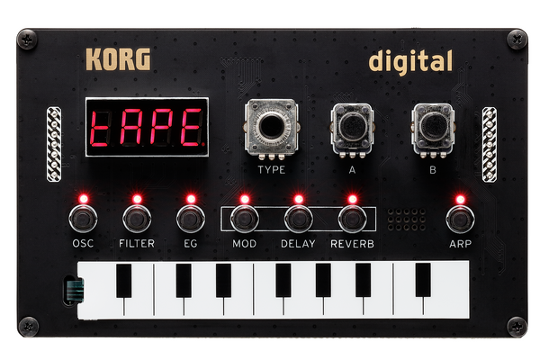 Korg Nu:Tekt NTS-1 Programmable Synthesizer Kit