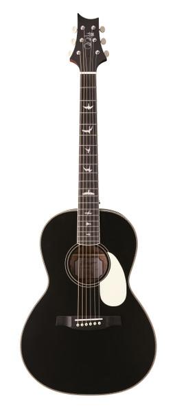 PRS SE P20E Acoustic/Electric Guitar Black Top w/ Gigbag