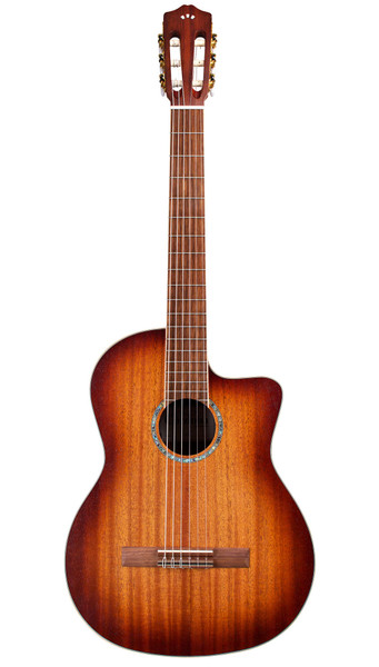 Cordoba C4-CE Classical Acoustic/Electric Guitar Edgeburst