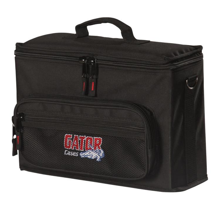 Gator Lightweight 5 Wireless Mic Systems Bag
