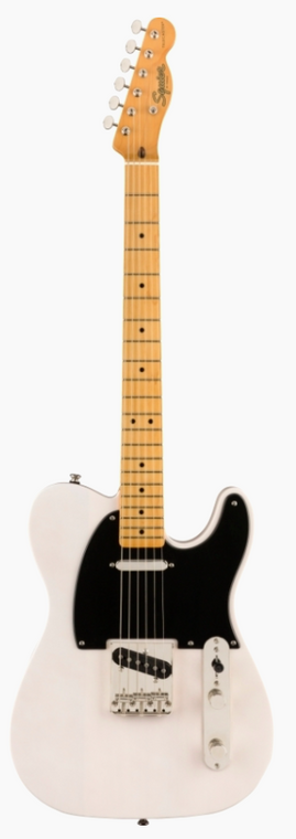 Fender Squier Classic Vibe '50s Telecaster Electric Guitar - White Blonde
