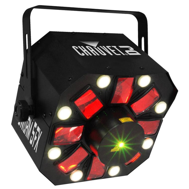 Chauvet DJ Swarm 5 FX 3-in-1 LED Effect Light