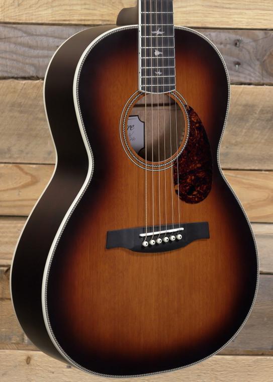 PRS SE Parlor P20 Acoustic Guitar Tobacco Sunburst w/ Gigbag