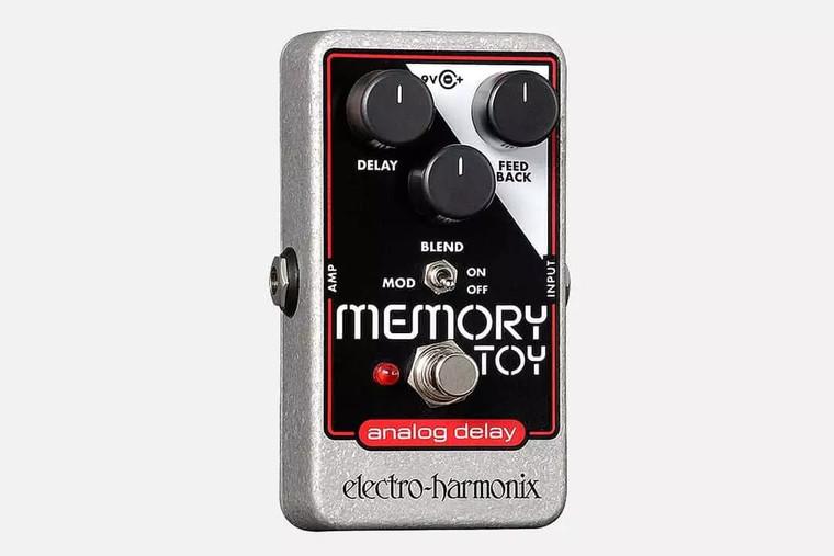Electro-Harmonix Memory Toy Analog Delay Pedal w/ Modulation