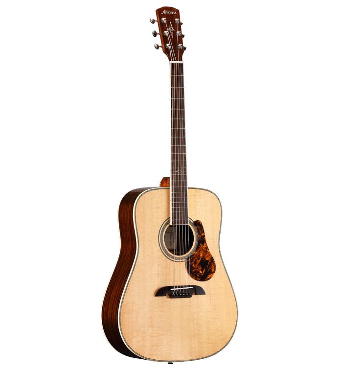 Alvarez MD70EBG Acoustic/Electric Guitar Natural