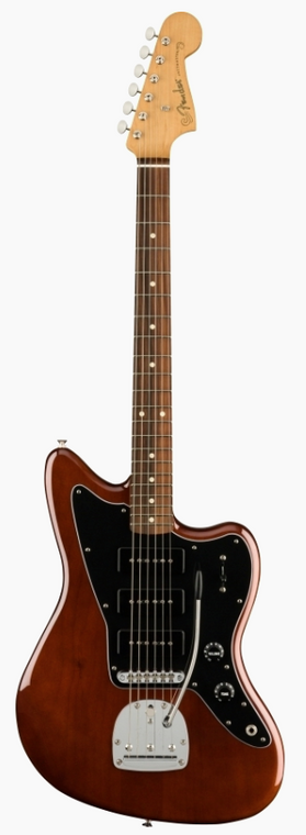 Fender Noventa Jazzmaster Electric Guitar - Walnut