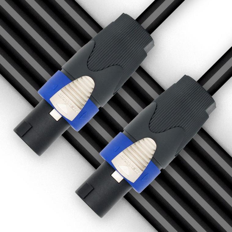 Island Music SNN122 Speakon Speaker Cable - 10ft