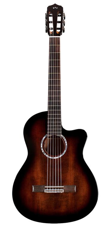 Cordoba Fusion 5 Nylon String Acoustic Guitar - Sonata Burst