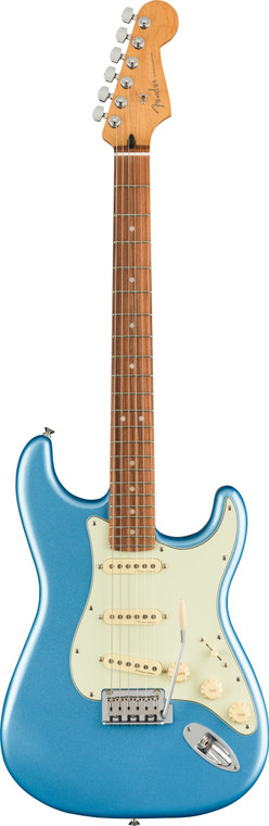 Fender Player Plus Stratocaster Electric Guitar - Opal Spark w/Deluxe Gigbag