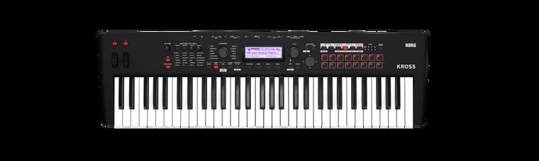 Korg KROSS 61 Key Synthesizer Workstation