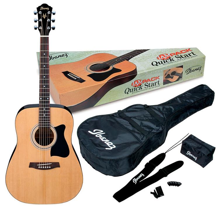 Ibanez Jampack Acoustic Pack
