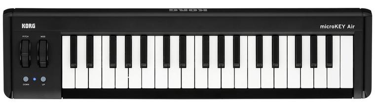 Korg microKEY Air 37 Key Bluetooth MIDI Keyboard