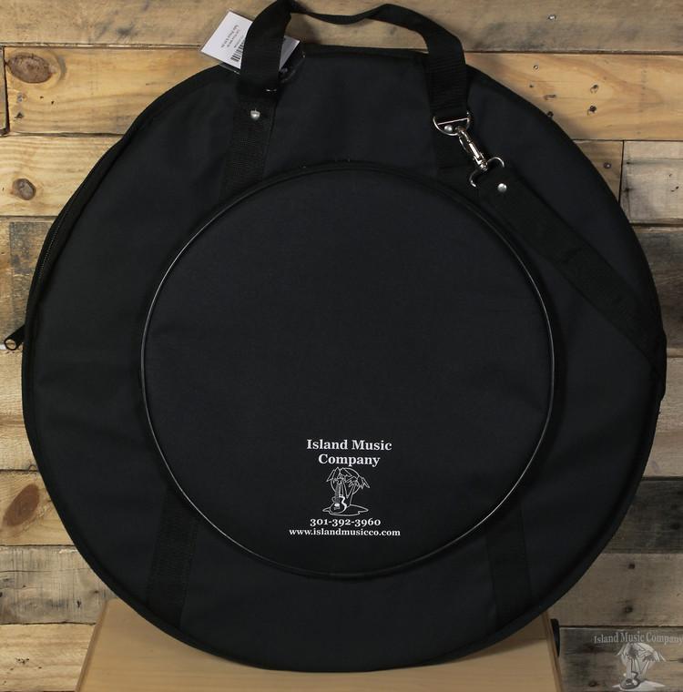 "Island Music Pro Gig Gear - 24"" Cymbal W/ Hi-Hat & Stick Pocket"