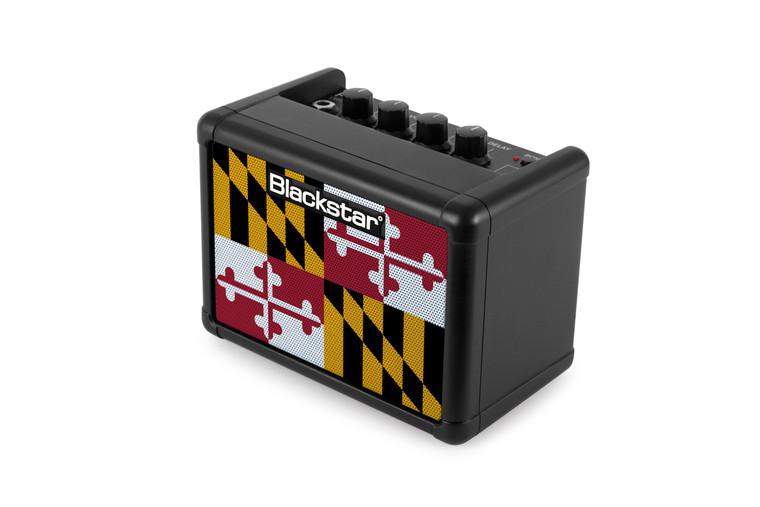 Blackstar Fly 3 Maryland Flag Guitar Amplifier