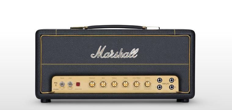 Marshall SV20H Studio Vintage 20 Watt Plexi Amp Head