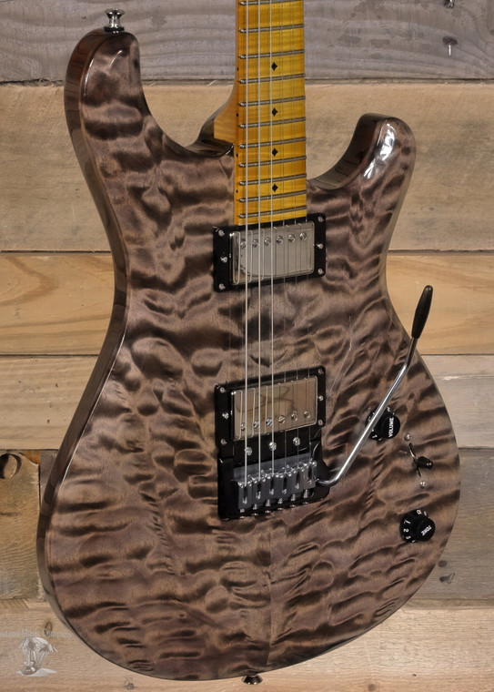 Knaggs Severn Trembuck Electric Guitar Coffee w/ Case